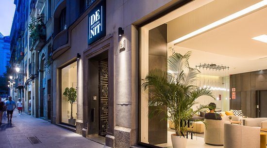 Outside of the property - Hotel Denit Barcelona