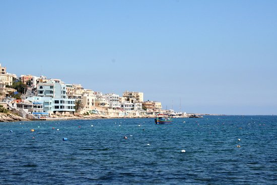 barche maltesi colorate