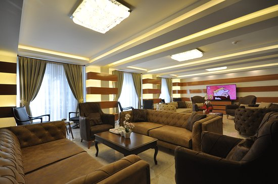 Double Comfort Hotel, Lobi