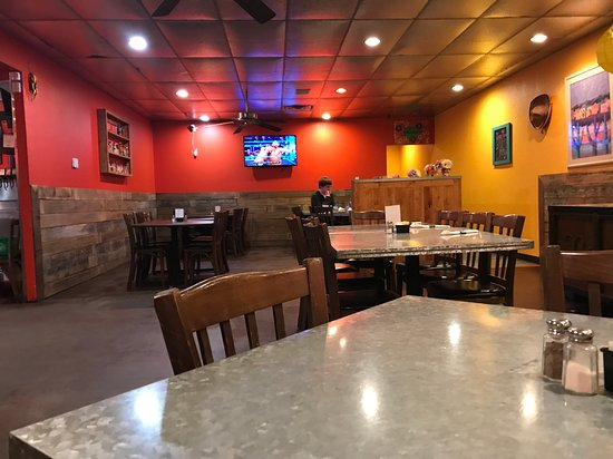 Seating and decor - Picture of Fajita