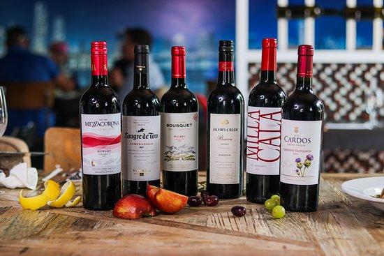 Selección de vinos