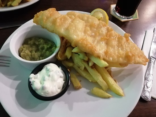 Best fish and chip ever