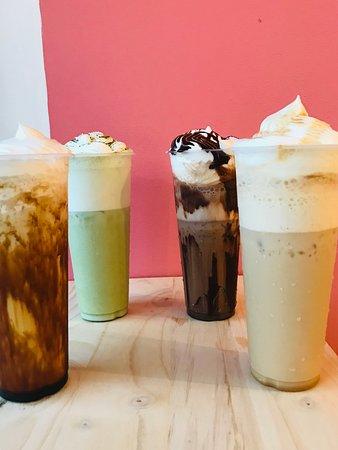Cafes frío