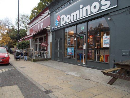 Dominos Pizza Manchester Restaurant Reviews Photos