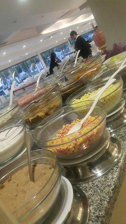 Otel Mutfağı ve çeşitler. ...