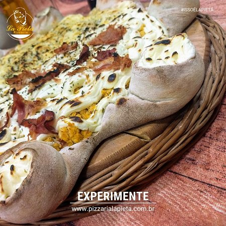 Já provou nossa pizza com borda vulcão?  Conheça o nosso cardápio: 👉 pizzarialapieta.com.br/app  #issoélapietá ☎️3903-9000 📲94393-4559 (Whatsapp) Ou peça diretamente pelo site 🌐 pizzarialapieta.com.br/app