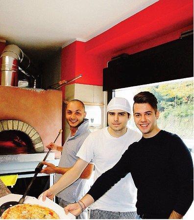 La nostra pizza e paella