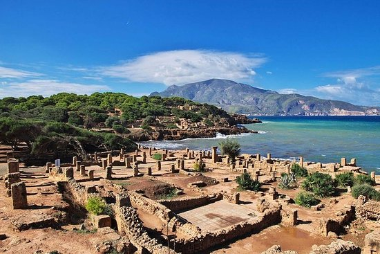 Tipaza and Cherchell by Fancyellow
