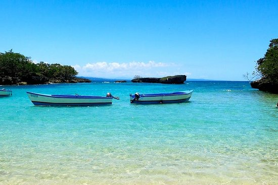 Gri Gri og Blue (Dudu) Lagoon tour