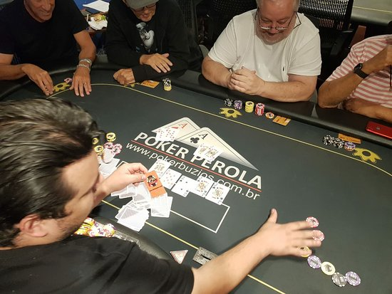 Poker Perola Club Buzios