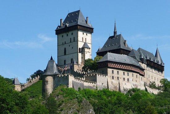 Karlstejn Castle Private Tour - en halv ...