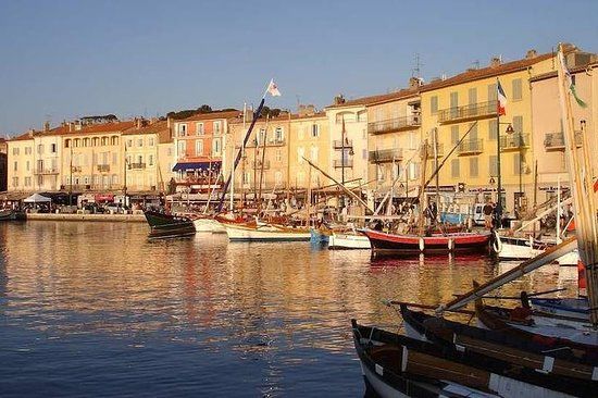Full-Day Small-Group St Tropez and Port...