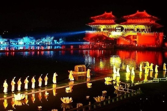 Kaifeng Afternoon Tour with Millennium Park Night Performance from...