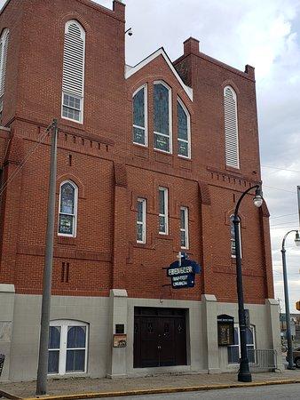 Ebenezer Baptist Church of Atlanta - Atlanta, GA