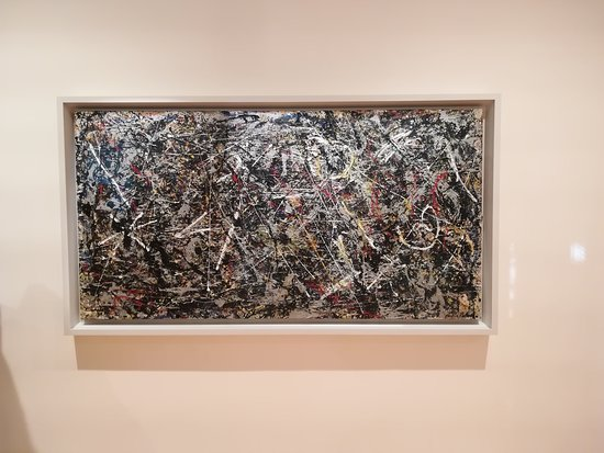 After-Hours Peggy Guggenheim Collection Private Visit: pollock
