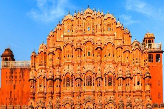 Excursion privée d'une journée à Jaipur...