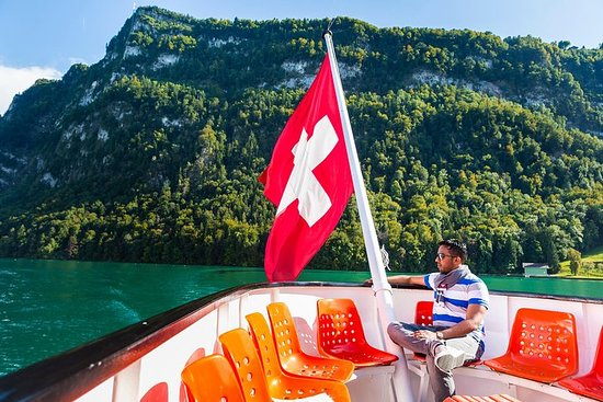 Balade dans Lucerne et excursion en...