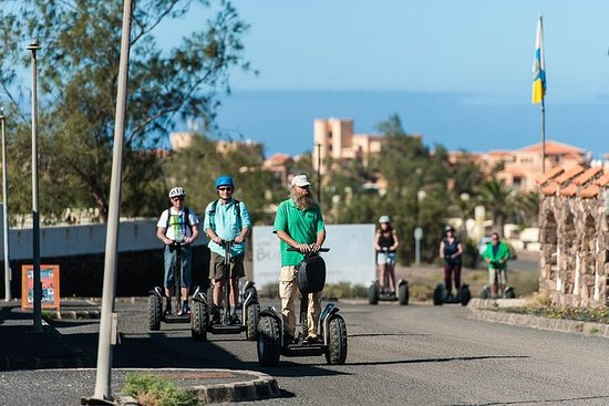 "Tour in Segway ""La Pared"""