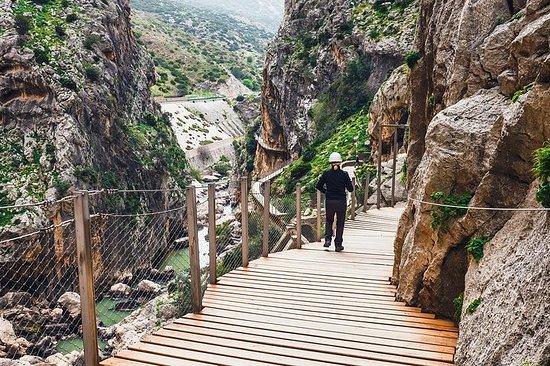 Visite guidée du Caminito del Rey