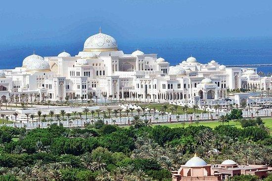 Abu Dhabi bytur fra Dubai