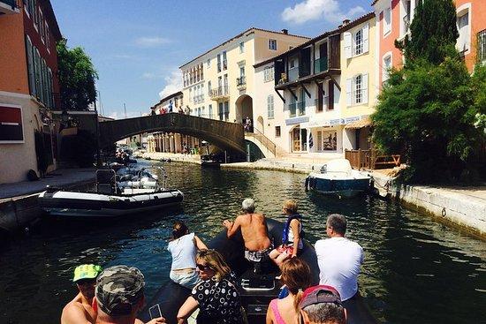 Descubre Saint-Tropez en barco