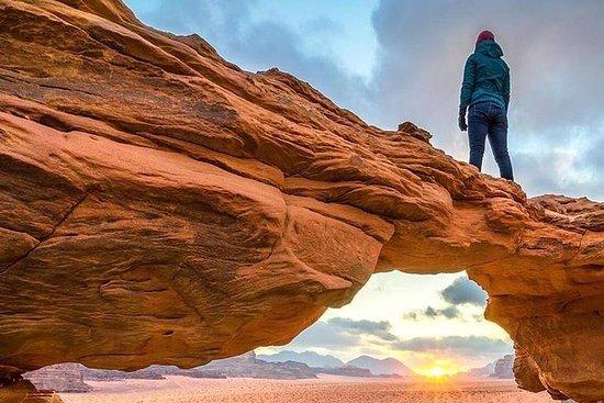 Journée au Wadi Rum