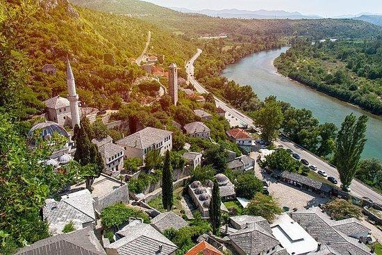 Bosnië en Herzegovina vanuit Dubrovnik ...