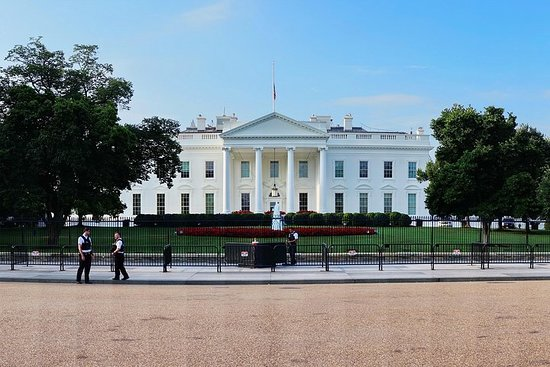 5-dages turné Boston - Washington D.C. (Boston Afgang) (BOAP5)