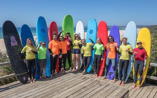 Camel Rock Surf School