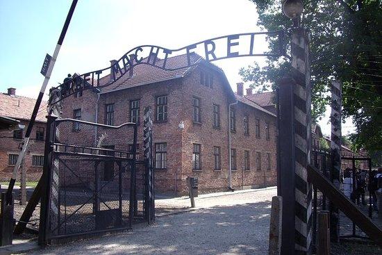 Visite guidée d'Auschwitz-Birkenau de...