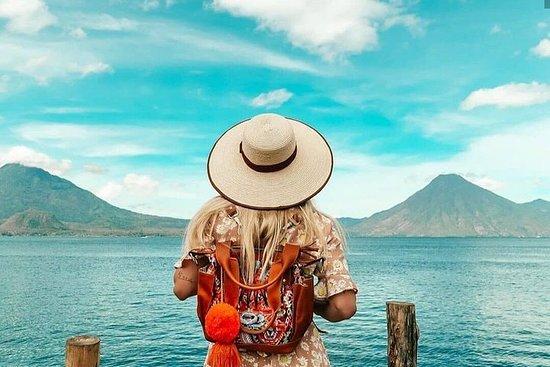 2 dagers tur i Atitlansjøen fra Guatemala City