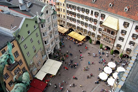 Private Innsbruck Tour from Lucerne...
