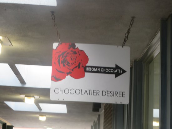 Chocolatier Desiree