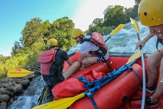 Costa Rica Sarapiqui Rafting - Class...