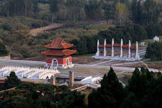 Visite privée à Tianjin des Tombes de...