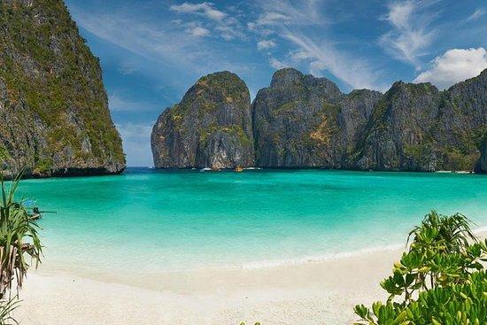 Snorkel a las islas Phi Phi en lancha...