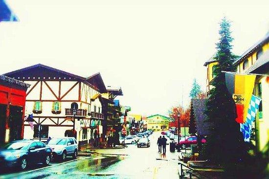 1-Day Snoqualmie Falls+Leavenworth Tour ( Seattle departure ) SL1