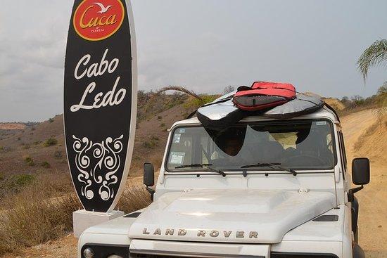 Tour régulier à Cabo Ledo!