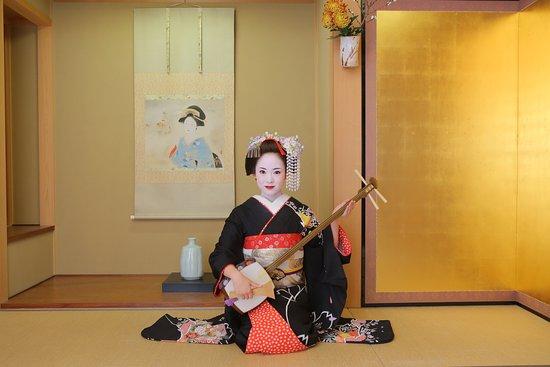 Maiko Transformation Studio Shiki
