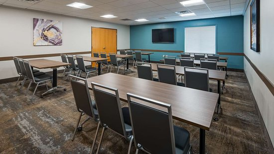 Business Meeting Space With Seating Up To 45