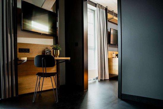 Kaffeespeicher room TOP GINN Hotel Hamburg Elbspeicher