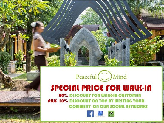 The Village Spa, Karon Phuket
