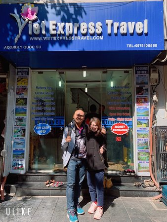 We are so happy to meet Ms. Kotchaphan Wilaphan in Viet Express Travel. It's an interesting to travel with you for a trip to Sapa from 6th December to 9th December. Love to see you again in Vietnam.