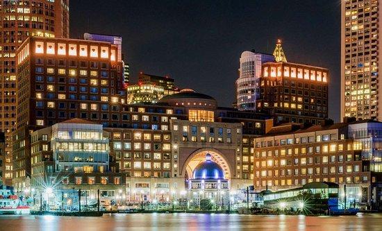 ボストン ハーバー ホテル