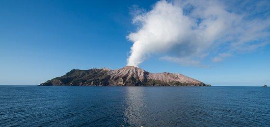 Whakatane, Nueva Zelanda: White Island