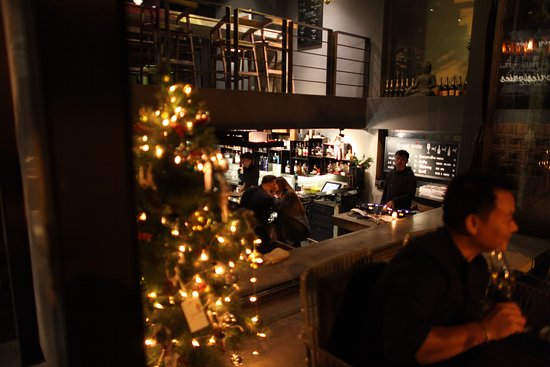 "Have you got any plans for Christmas? If you are looking for a great time with friends and family, 88 Lounge would love to give you a hand. With a blessed ""lake-view"" location and rustic ambiance, our place is one ideal spot for your beautiful year end party. And you must have known of our diverse wine collection and healthy food menu! If you are interested, let us know through Facebook or by calling: 024 3718 0344 or 094 626 0880"