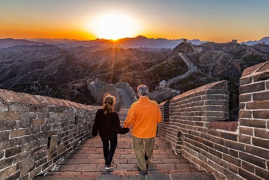 Great Wall at Gubeikou and Jinshanling...