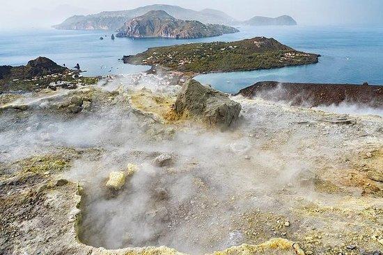 Caminhadas Trekking na Ilha Vulcano