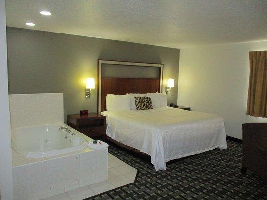 Manchester, Айова: King Suite