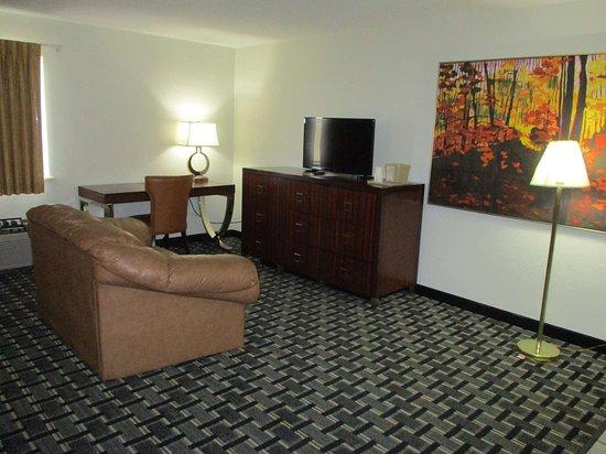 Manchester, Айова: 2 Queen Suite